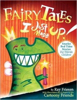 Snarky Bedtime Stories for Weirdo Children:FLUKULELE