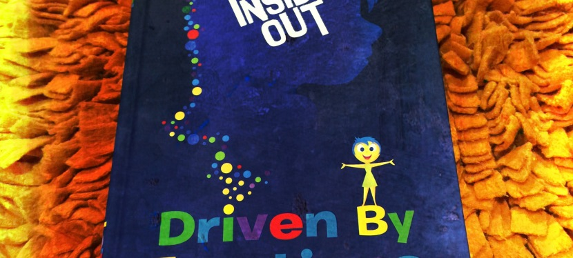 Disney Pixar's Inside Out MovieReview