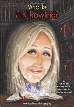 Who is J.K.Rowling?