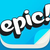Have you tried the Epic! appyet?