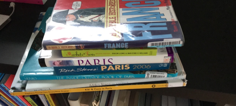 France: Viola! These Books Will Take YouThere.