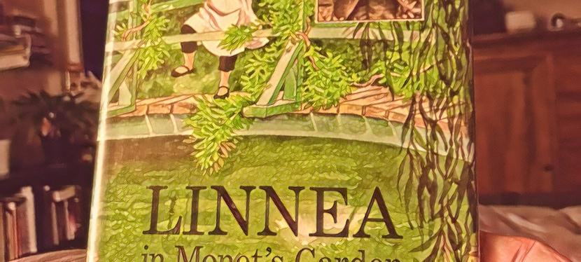 "France: ""Linnea in Monet'sGarden"""